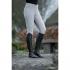 Rijbroek -5 Pockets- Style silicoon zitvlak Zwart