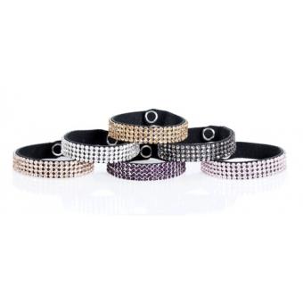 BR Crystallized armband