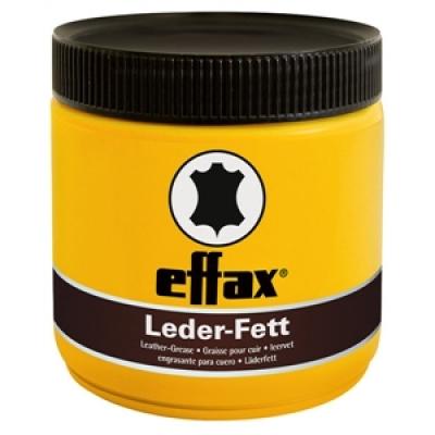 Effax Ledervet Zwart