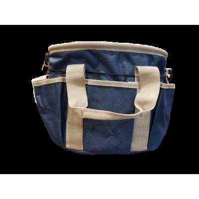 Multi-zakken verzorgingstas Marine/Grijs