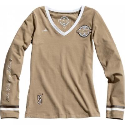 Equi-Theme CSI*5 V-hals Shirt L