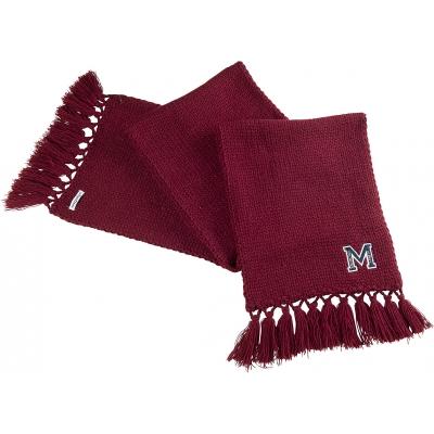 Equit M gebreide sjaal