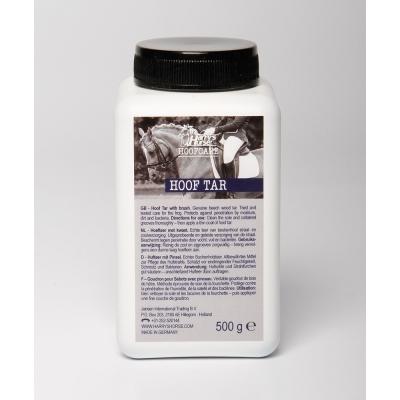 Hoefteer met kwast (500 ml.)