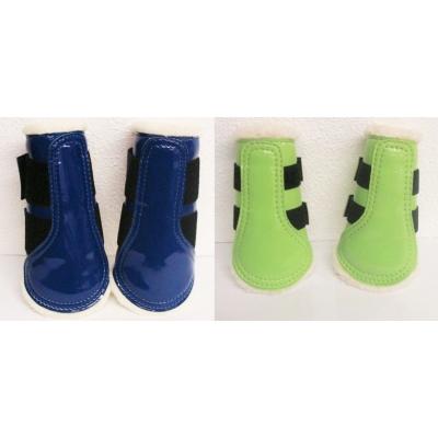 HB Trainings boots Lak Color Mini