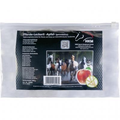 Paardensnoepjes -appel-, 750 g GRAANVRIJ