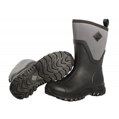 Muck Boots Arctic Sport II Mid Black/Grey