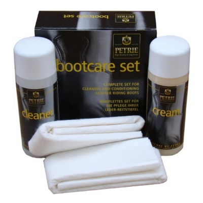 Petrie Bootcare set