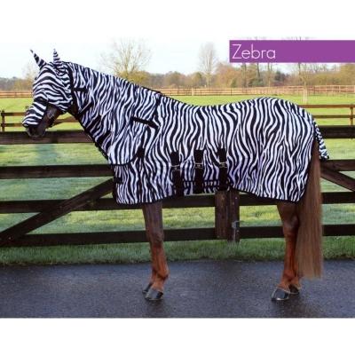 QHP Zebra vliegendeken combinatie