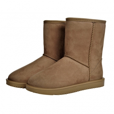 All-weather boots -Davos- Taupe
