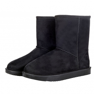 All-weather boots -Davos- Zwart
