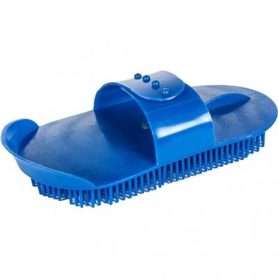 Borstel 18 x 8,5 Blauw