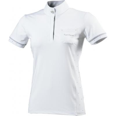 EQUITHEME Mesh polo shirt, korte mouwen