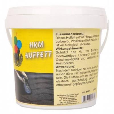 Exclusief hoefvet met laurierolie, groen, 500 ml