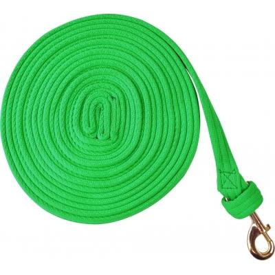 Jumptec Fluo Neon Longeerlijn Groen