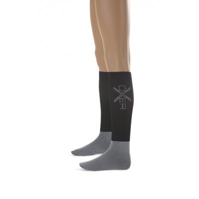 Oxer Horseriding Socks Zwart