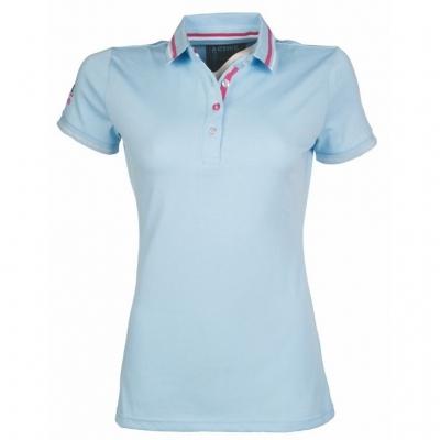 Poloshirt Active 19 Blauw
