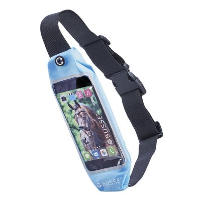 Riemtas Mobile Lichtblauw