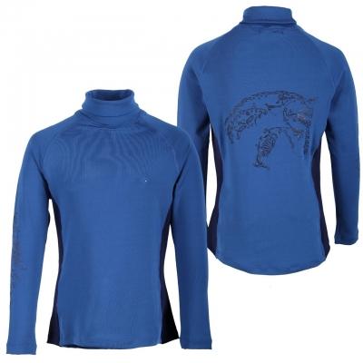 Sportshirt Anniek Junior Blauw